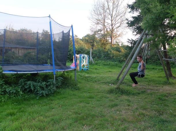 Espace Jeux pour les enfants et les plus grands.